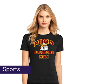 Custom T Shirt Design for Sports